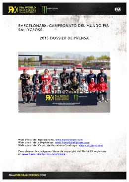 Dossier - Circuit de Catalunya