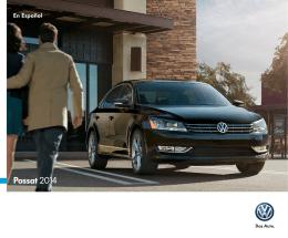 Passat 2014 - Volkswagen