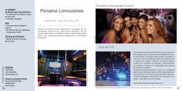 Panamá Limousines