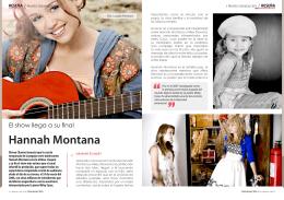 Hannah Montana - Generaccion.com