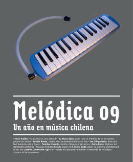 Un año en música chilena