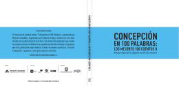 Los Mejores 100 Cuentos II - Concepción en 100 palabras
