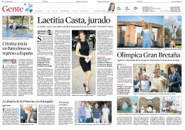 Laetitia Casta, jurado