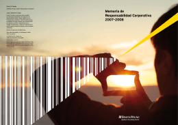 Primer informe (2007-2008)