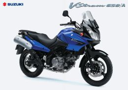 Catalogo V-Strom 650 ABS
