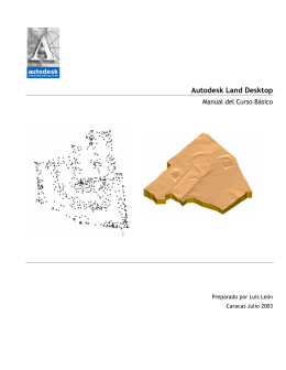 Descargar Autodesk Land Desktop