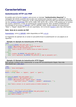 manual completo php 5xx - 5. Lenguaje Avanzado 4 - 2012-10-08