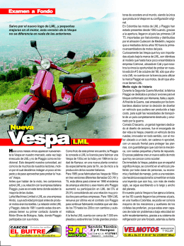 Vespa LML / Edición 22
