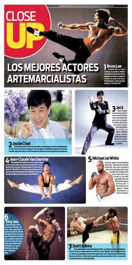 Los mejores actores artemarciaListas