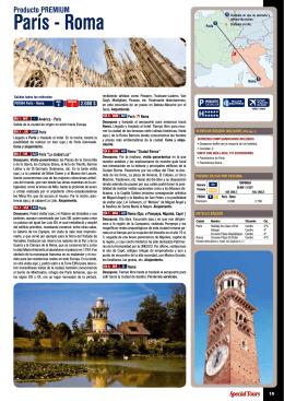 París - Roma - Special Tours