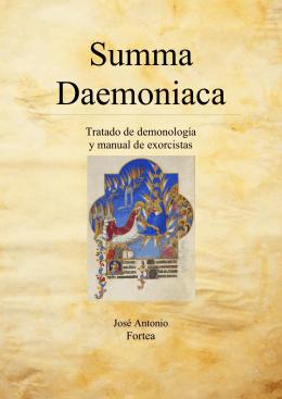 Summa Daemoniaca - Benditas Almas del Purgatorio