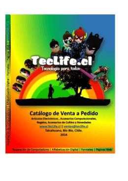 Catalogo Njoytech