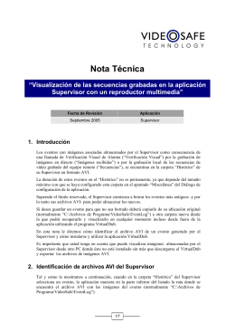 Español - Visual Tools
