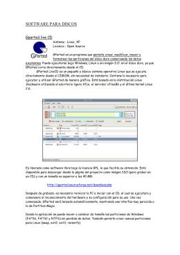 software para discos duros