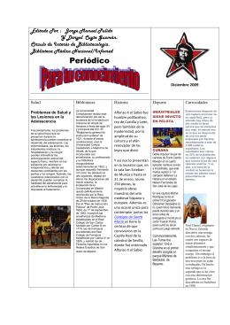 Periódico - Ficheros del Portal de Infomed