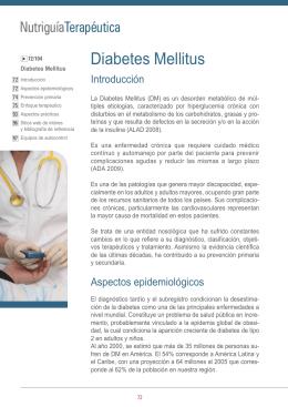 Diabetes Mellitus - Ministerio de Salud Pública y Bienestar Social