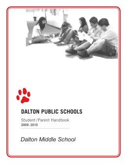 Dalton Middle School
