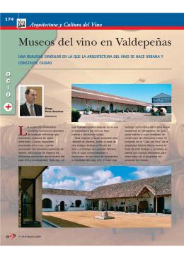 Museos del vino en Valdepeñas