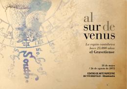 Al sur de venus - Museo Arqueológico de Asturias
