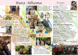 Ruta Alhama 6 - Centro Unesco de Andalucía