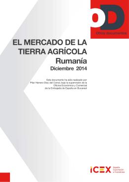141211 INFORME TIERRA AGRICOLA EN RUMANÍA