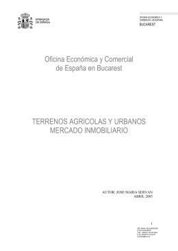 Oficina Económica y Comercial de España en Bucarest