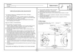 TEORIA REGLAS BASICAS BALONMANO revisado 12-10-2013