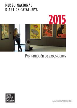 dossier - Museu Nacional d`Art de Catalunya