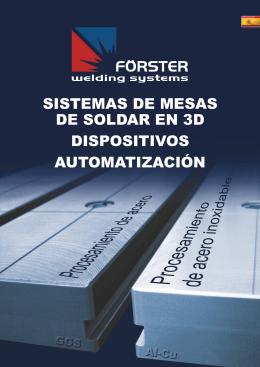 SISTEMAS DE MESAS DE SOLDAR EN 3D DISPOSITIVOS