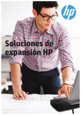 Soluciones de expansión HP