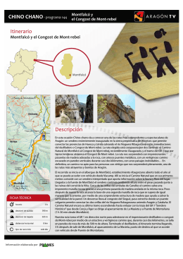 chino-chano_423 - Aragón TV A la Carta