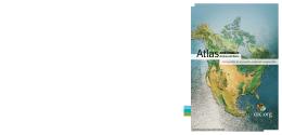 Atlas ambiental de América del Norte