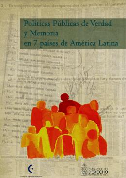 Políticas Públicas de Verdad y Memoria en Argentina (1983