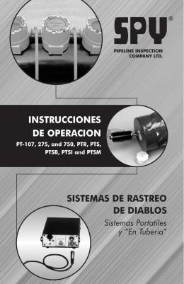 sistemas de rastreo de diablos instrucciones de operacion