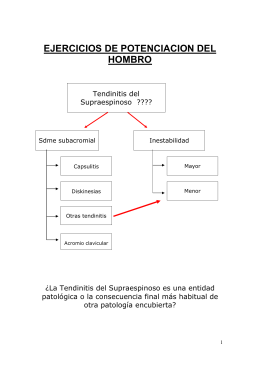 EJERCICIOS POTENCIACION DEL HOMBRO