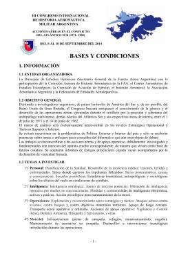 III Congreso Internacional de Historia