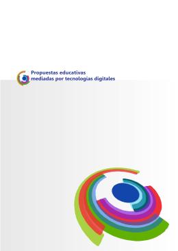 Propuestas educativas mediadas por tecnologías digitales