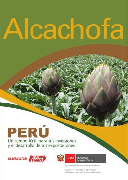 Alcachofa - Ministerio de Agricultura