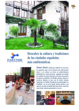 Partner Hotels: Descubre la cultura y tradiciones de