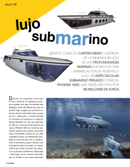 submarino - Theresa Bernabe