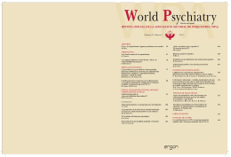 Volumen 10, Número 2 - 2012 - World Psychiatric Association