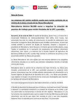 Descarga la nota de prensa (PDF 113,94 Kb)