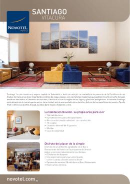 SANTIAGO - Novotel