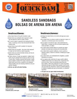 SandleSS SandbagS bolSaS de arena Sin arena