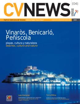 CVNEWS 4 - Turismo en la Comunidad Valenciana