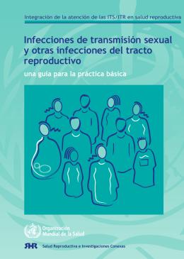 Infecciones de transmisión sexual y otras infecciones del tracto