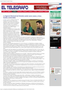 Diario El Telégrafo | Paysandú | Uruguay