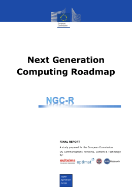 NGC-R Final Report - European Commission