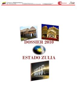 DOSSIER 2010 ESTADO ZULIA