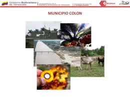 MUNICIPIO COLON